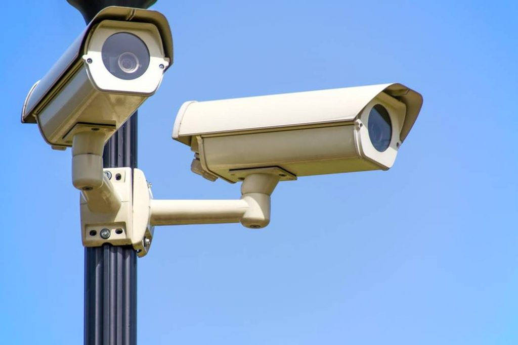 Automatic number plate recognition cameras